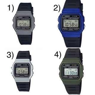 Bn Casio Digital Watch F-91WM