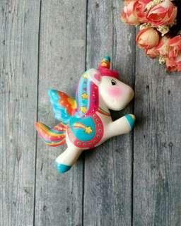 Squishy unicorn