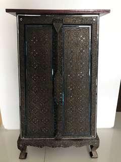 Thai antique cabinet