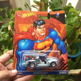 Hot Wheels Custom 52 Chevy Superman