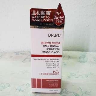 Dr.Wu Daily Renewal Serum with Mandelic Acid 15ml