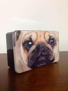 Bulldog Empty Tin