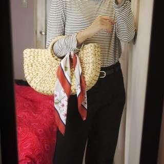 Bali Basket / Weave Hand Bag