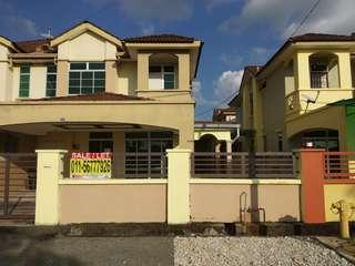 Double Storey Semi Detached Taman Teja, Changloon