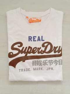 New Superdry M T Shirt