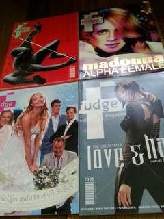 Fudge Magazine bundle