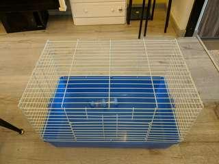 Chinchilla/Hamster Cage (Complete with Accessories)