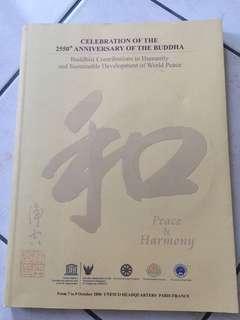 Celebration of anniversary of Buddha