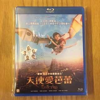 Bellerina | Blu-ray | HK Edition 🇭🇰