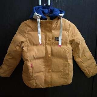 Kid's down jacket