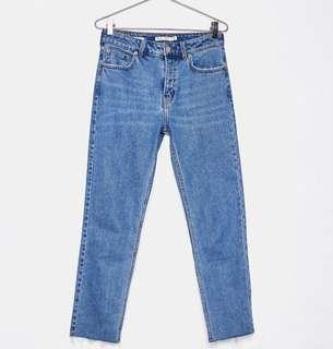 Bershka Straight Cut Jeans