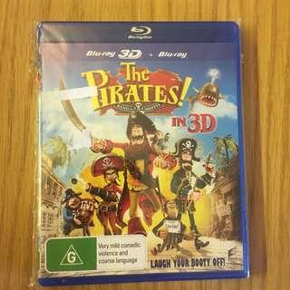 The Pirate! Band of Misfits | Blu-ray |  Australia Edition