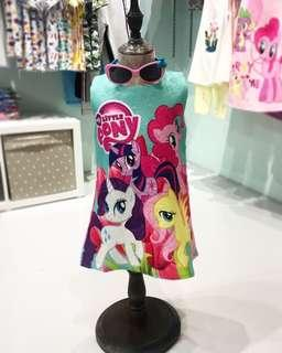 My Little Pony babydoll top