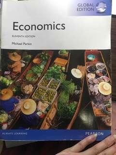 Economics eleventh edition