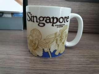 Starbucks 3oz mug - Singapore V1- discontinued