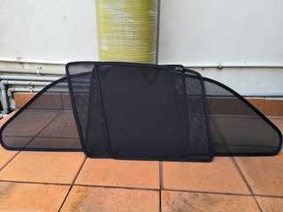 Carfit Sunshade for Perodua Bezza