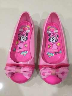 Disney Minnie Mouse Slip On Shoe