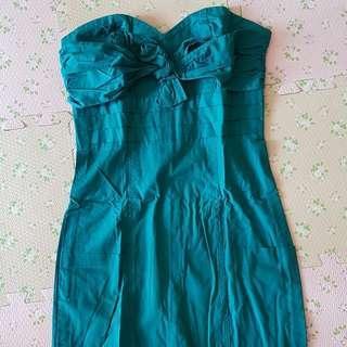 Mich araullo cocktail dress