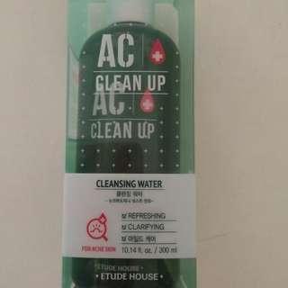 AC Clean up