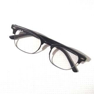 Black bendable glasses