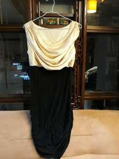🚚 米色洋裝