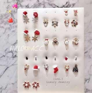 Pre order korea earrings