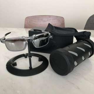 Oakley Badman x Metal X Ti frames 100% authentic