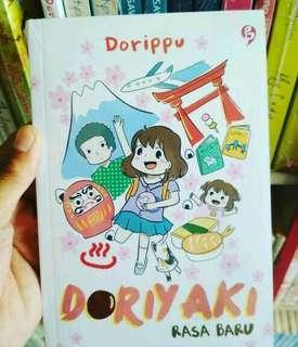 Buku 'Doriyaki Rasa Baru' by Dorippu