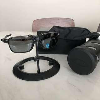 Oakley Badman x Metal dark brown Carbon frames 100% authentic