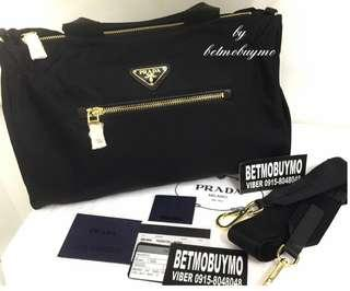 PRADA BN1843 WITH DUSTBAG AND CARDS