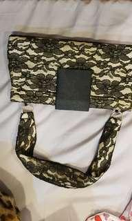 evening bag (lace)