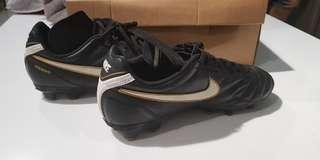 Nike kids soccer boots