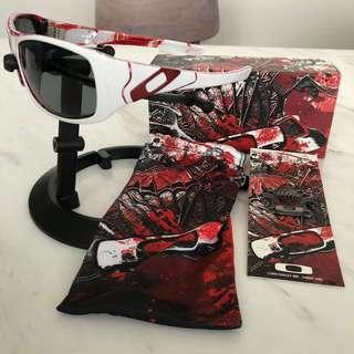 Oakley devil's brigade limited edition sideways