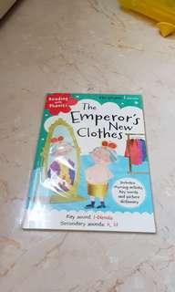 [BN] Children Books emperor's new clothes
