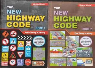 The New Highway Code Book 1 & 2