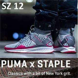 NEW PUMA x STAPLE EVOKNIT MEN'S 12