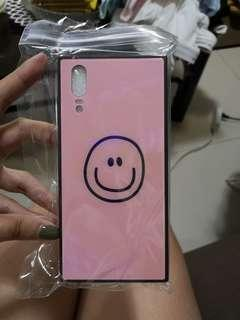 Huawei P20 case tempered back