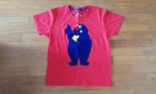 Mamee Monster t-shirt kids L size