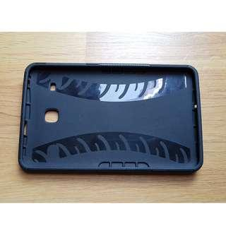 Rugged rubber case for Samsung Tab E 8.0
