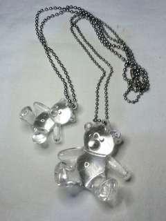Bear Necklace Bundle
