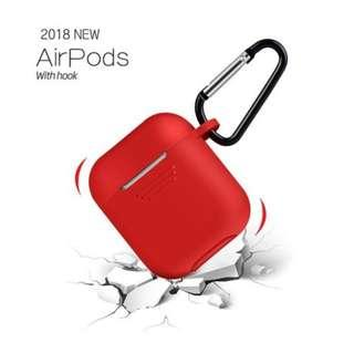 Airpod Silicone Case with Hook