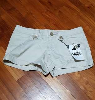 Vans Beige Shorts
