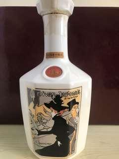 Nikka 威士忌瓷瓶