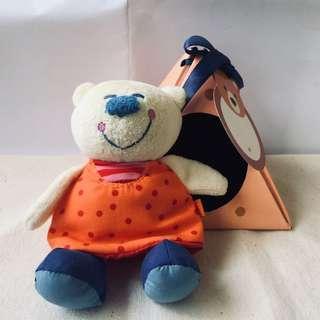 🚚 HABA - bear soft toy 🐻