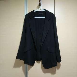 🚚 紡紗西裝外套