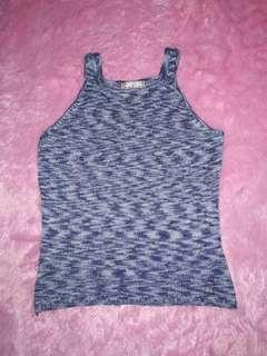 Woman Knitted Tank Top Rajut (Preloved)