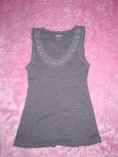 Woman Tank Top Sexy Basic (Preloved)