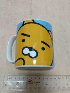 🚚 韓國 Kakao Friends 萊恩 RYAN 馬克杯 杯子 咖啡杯 茶杯
