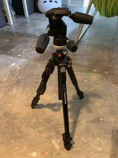 Manfrotto 190XPROB + 804RC2 Head