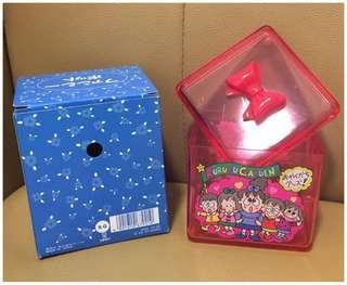 Sanrio RuRuRuGakuen 1992 年 硬膠盒 (** 只限順豐到付 / 北角地鐵站交收 **)